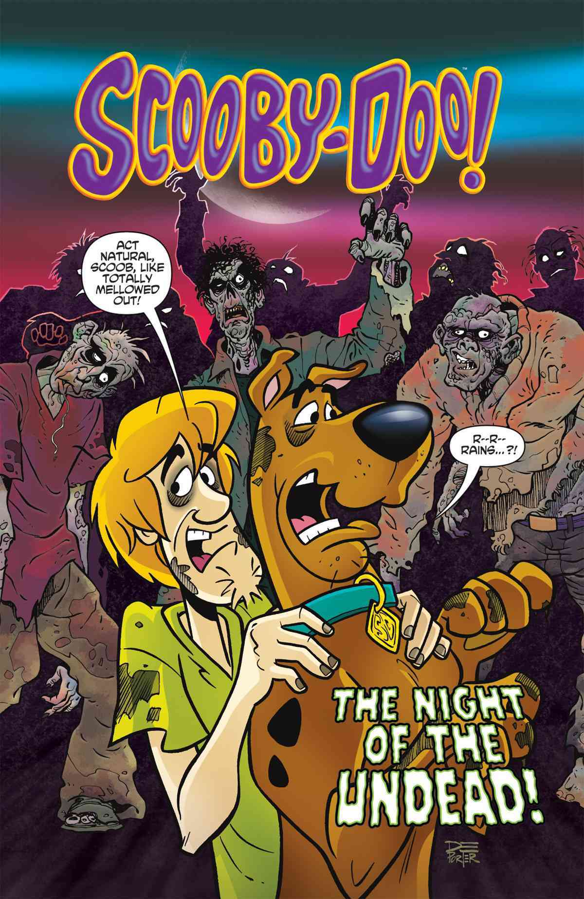 Scooby-Doo and the Night of the Undead! By Kupperberg, Paul